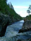 view from zhetchki rapid