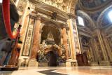 Basilica di San Pietro. Vatican. Rome