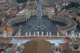 Bernini square. Vatican. Rome