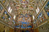 Cappella Sistina. Vatican. Rome
