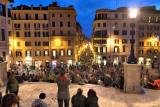 Piazza di Spagna. Rom