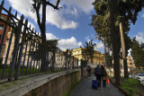 near Piazza Del Popola