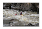 5 stage of Granite Canyon (5 class rapid)