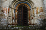 Cathedral's back door