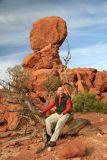 Dale at Balanced Rock