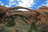Landscape Arch (306 foot span)