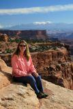 Ang in Canyonlands