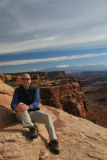 Dale in Canyonlands