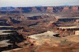 Green River overlook in Canyonlands