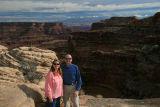 Ang & Dale at Canyonlands