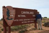 Dale at Canyonlands