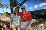Ang & Dale on Keanae Peninsula