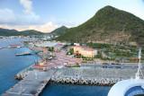 Leaving St. Maarten