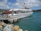 Ferry from St. Thomas to St. John