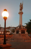 Christopher Columbus Monument - San Juan