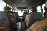 Tour Bus on Barbados
