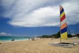 Orient Beach on St. Maarten