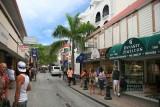 Shopping on St. Maarten