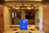 Disembarkation Lounge for Platinum Members