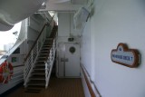 Promenade Deck-requires going up/down stairs to go around