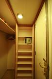 Shelves/safe of D218 (Dolphin Deck mini-suite)