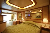 Our cabin (Mini-Suite) -  Dolphin 218