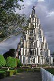 Aluminum christmas tree / Arbol de Navidad de Aluminio