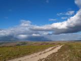 Rainbow between tepuys / Arcoiris entre tepuyes