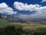Roraima view from Kukenan / Vista del Roraima desde el Kukenan