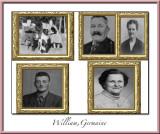 William,Germaine et parents