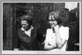 Germaine Wright née Jan and Carol Wright