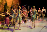 Cleveland_City_Ballet.... Out Of Africa Recital... Backstage...