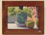Still-life with Plant