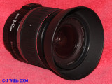Canon EF-S 18-55mm f/3.5-5.6 Test & Review