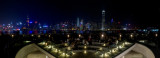 HK Island at night pano