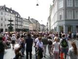 Stroget (pedestrian shopping street)
