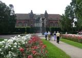 Behind Royal Library