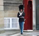 Bearskin Hat of Danish Royal Guard