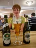 A Nice Head on an Elephant Beer