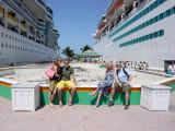 Going ashore, Nassau