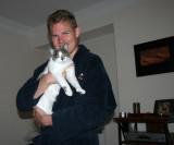 Noel and her pet human