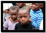 Congolese Children, Goma, Democratic Republic of Congo
