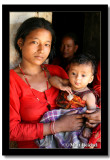 Gita and Her New Baby, Sirubari, Nepal