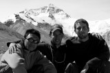 Brotherhood at Everest Base Camp