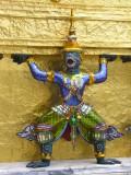 Wat Phra Kaew Temple, Thailand
