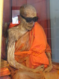 Mummified Monk, Koh Samui, Thailand