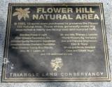 Flower Hill - A TLC Preserve - March 2007