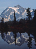 Mt Shuksan - North Face
