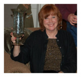 Tricia's birthday, January 2007