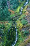 Vidae Falls, Autumn